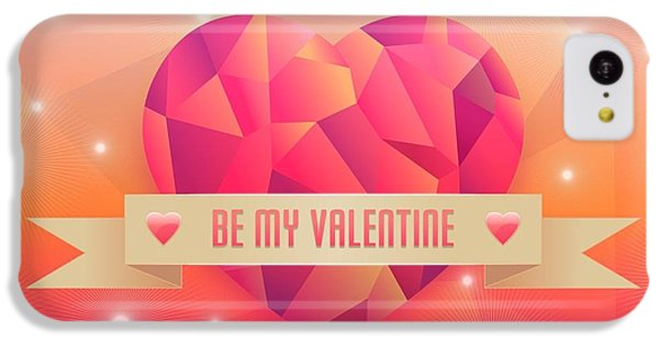 Design iPhone 5c Case - Valentine's Day by Maye Loeser