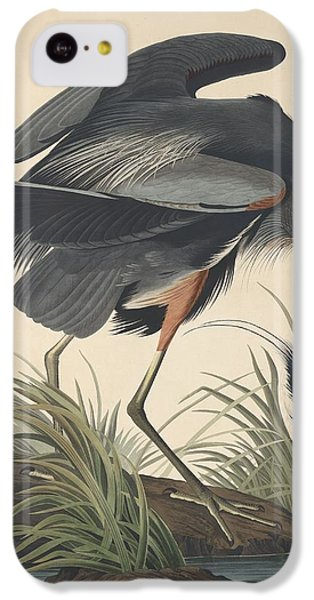 Great Blue Heron IPhone 5c Case