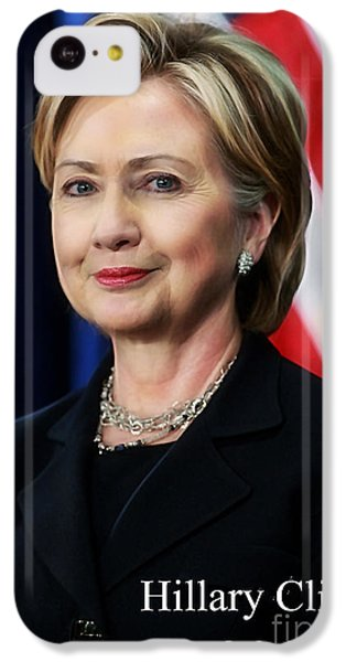 Hillary Clinton 2016 Collection IPhone 5c Case