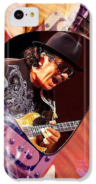 Santana Art IPhone 5c Case