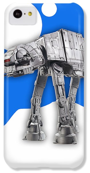 Star Wars At-at Collection IPhone 5c Case