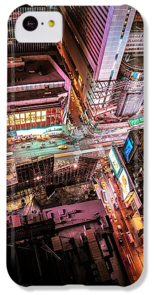 New York City IPhone 5c Case by Vivienne Gucwa