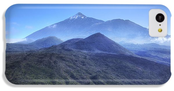 Tenerife - Mount Teide IPhone 5c Case by Joana Kruse