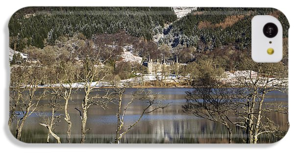 Trossachs Scenery In Scotland IPhone 5c Case