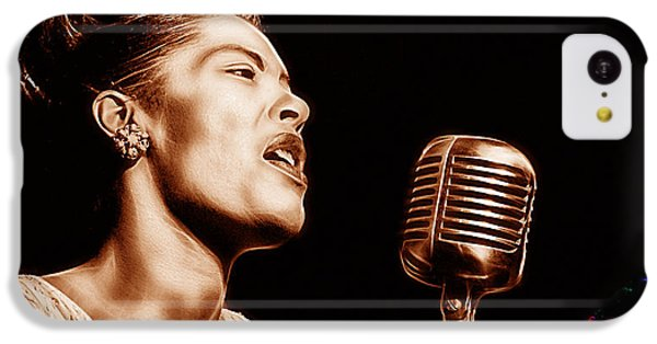 Billie Holiday Collection IPhone 5c Case