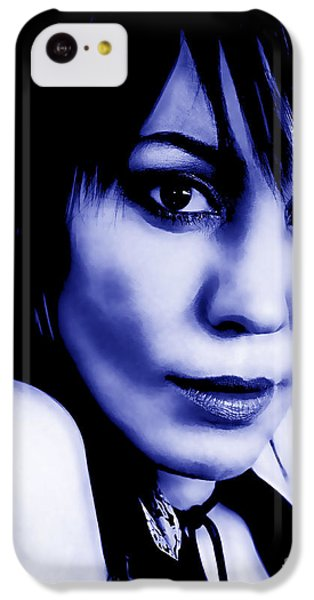 Musicians iPhone 5c Case - Joan Jett Collection by Marvin Blaine