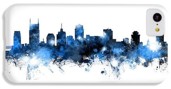 Nashville Tennessee Skyline IPhone 5c Case