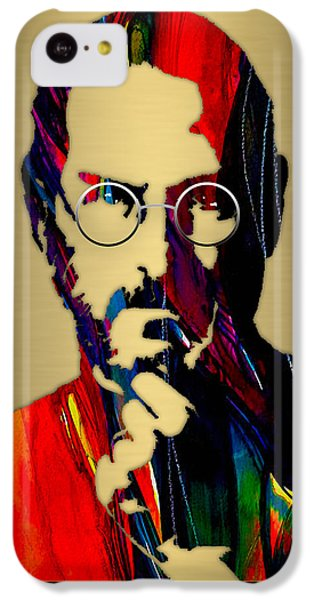 Steve Jobs Collection IPhone 5c Case