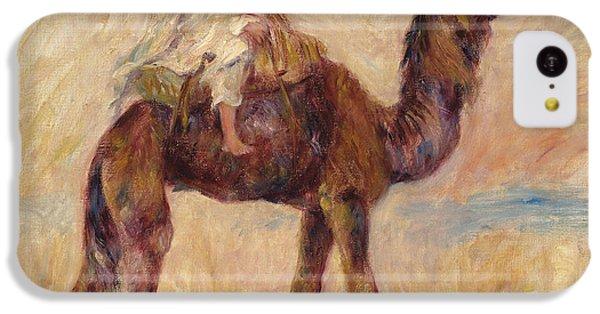 A Camel IPhone 5c Case by Pierre Auguste Renoir