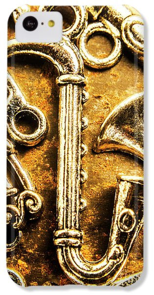 Saxophone iPhone 5c Case - A Classical Composition by Jorgo Photography - Wall Art Gallery