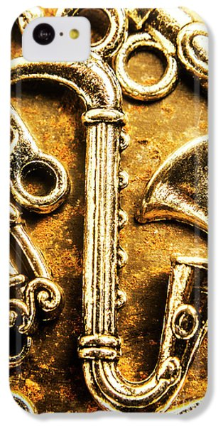 Trumpet iPhone 5c Case - A Classical Composition by Jorgo Photography - Wall Art Gallery