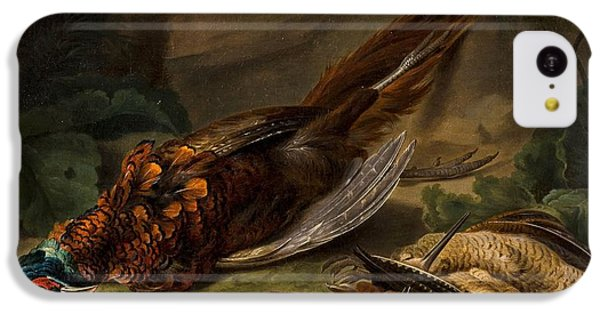 Woodcock iPhone 5c Case - A Dead Pheasant by MotionAge Designs