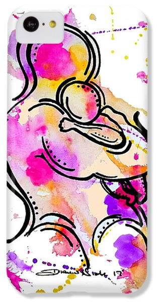 A Father's Love IPhone 5c Case by Diamin Nicole