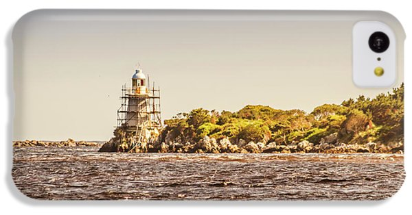 Navigation iPhone 5c Case - A Seashore Construction by Jorgo Photography - Wall Art Gallery