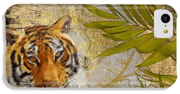A Taste Of Africa Tiger IPhone 5c Case