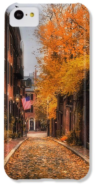 Acorn St. IPhone 5c Case