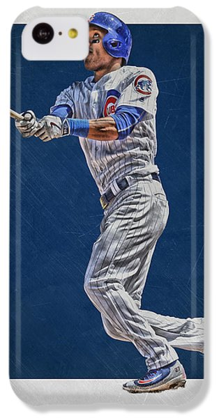 Addison Russell Chicago Cubs Art IPhone 5c Case