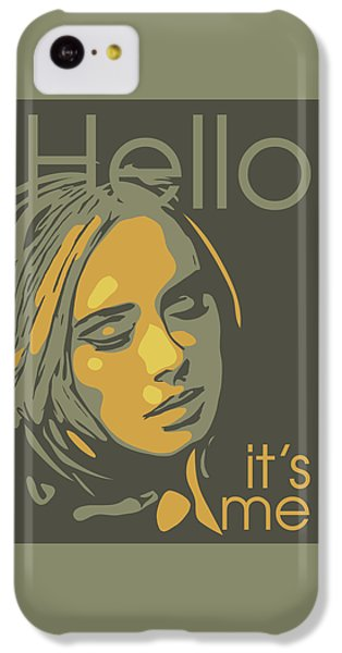 Adele IPhone 5c Case by Greatom London