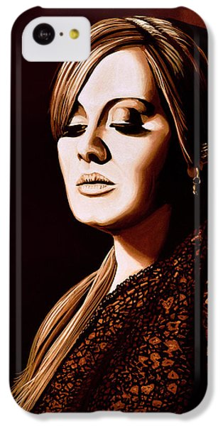 Adele Skyfall Gold IPhone 5c Case