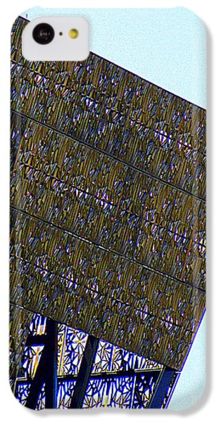 African American History And Culture 4 IPhone 5c Case by Randall Weidner