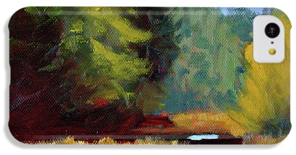 Afternoon On The River IPhone 5c Case