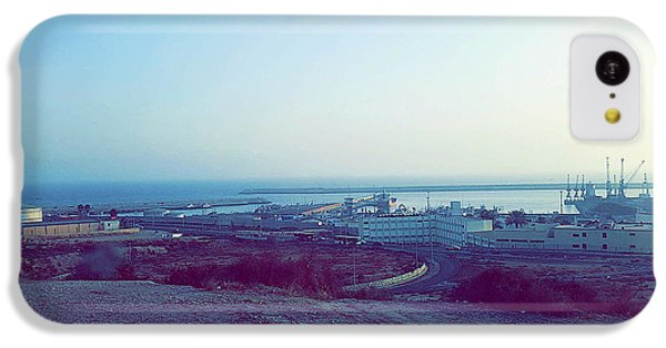 iPhone 5c Case - Agadir Nature by Hassan Boumhi