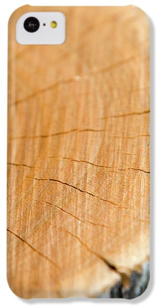 IPhone 5c Case featuring the photograph Against The Grain by Christina Rollo