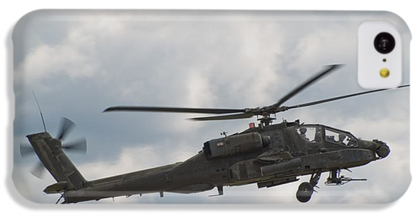 Ah-64 Apache IPhone 5c Case by Sebastian Musial