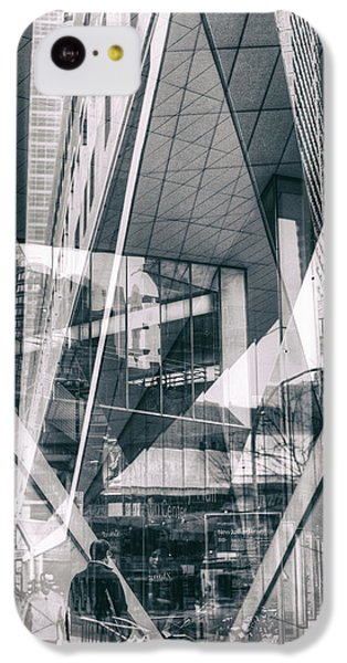 IPhone 5c Case featuring the photograph Alice Tully Hall by Dave Beckerman