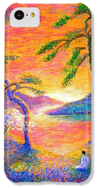 Buddha Meditation, All Things Bright And Beautiful IPhone 5c Case