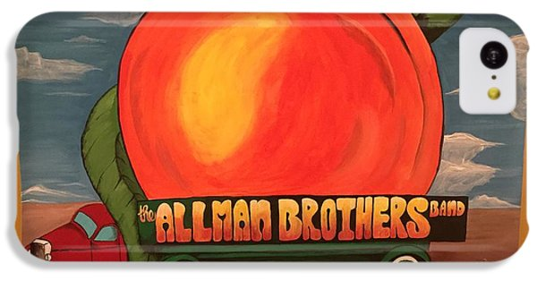 Allman Brothers Eat A Peach IPhone 5c Case