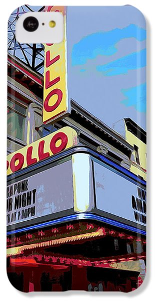 Amateur Night At The Apollo IPhone 5c Case by Ed Weidman