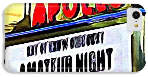Apollo Theater iPhone 5c Case - Amateur Night by Ed Weidman