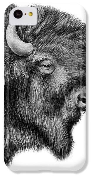American Bison IPhone 5c Case