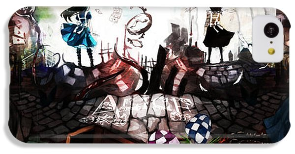 Design iPhone 5c Case - American Mcgee's Alice by Super Lovely