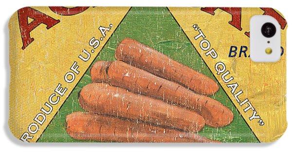 Americana Vegetables 2 IPhone 5c Case by Debbie DeWitt