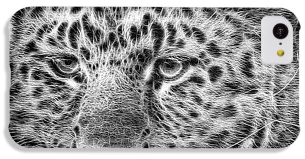 iPhone 5c Case - Amur Leopard by John Edwards
