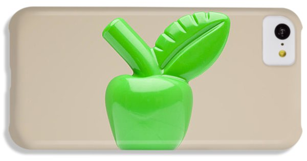 Doctor iPhone 5c Case - An Apple A Day by Samuel Whitton