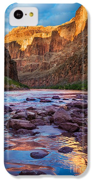 Ancient Shore IPhone 5c Case