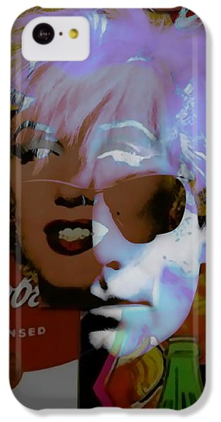Andy Warhol Collectioin IPhone 5c Case