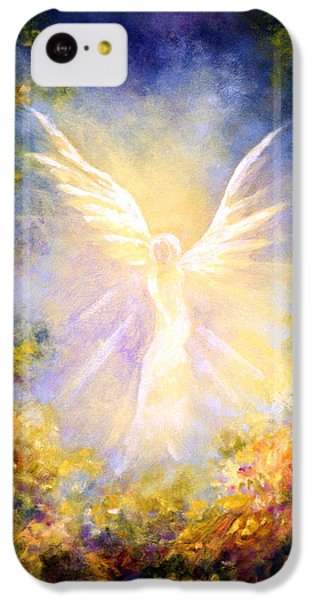Fairy iPhone 5c Case - Angel Descending by Marina Petro