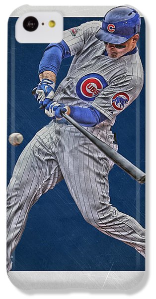 Anthony Rizzo Chicago Cubs Art 1 IPhone 5c Case