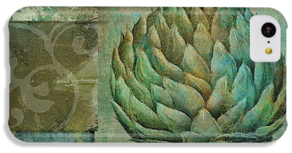 Artichoke Margaux IPhone 5c Case by Mindy Sommers