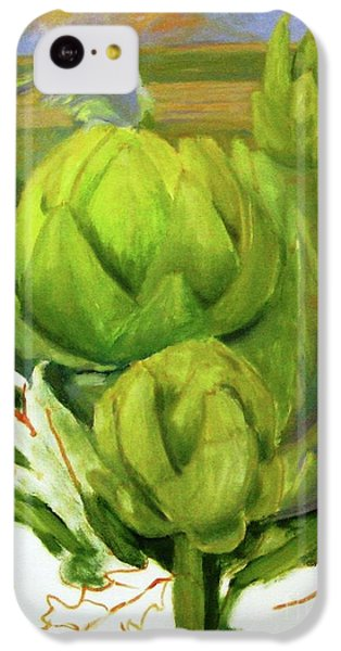 Artichoke  Unfinished IPhone 5c Case