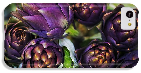 Artichokes  IPhone 5c Case by Joana Kruse