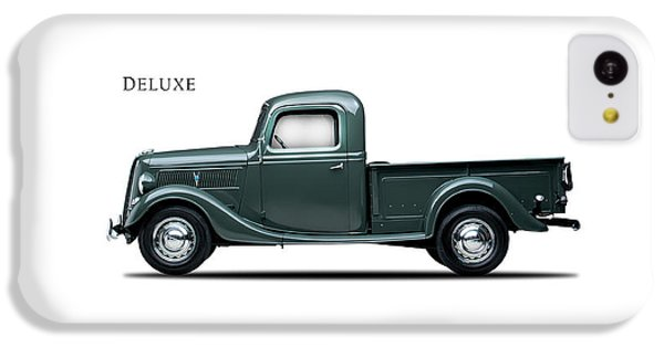 Ford Deluxe Pickup 1937 IPhone 5c Case