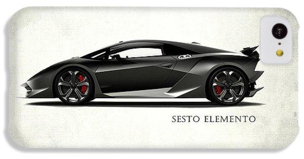 Lamborghini Sesto Elemento IPhone 5c Case