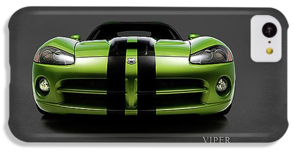 Dodge Viper IPhone 5c Case