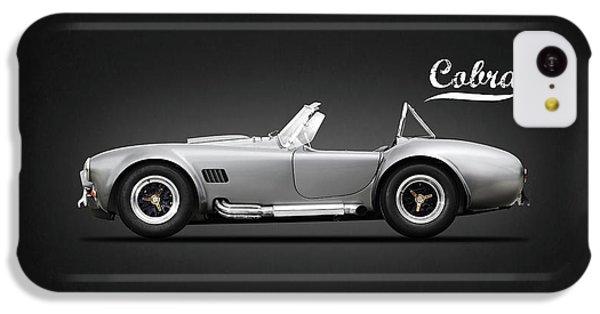 Cobra iPhone 5c Case - Shelby Cobra 427 Sc 1965 by Mark Rogan