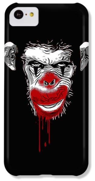 Evil Monkey Clown IPhone 5c Case